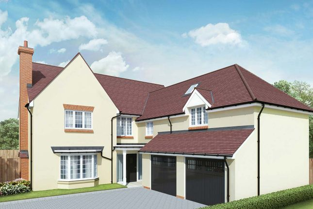 "Thumbnail Detached house for sale in ""The Balmoral"" at Gold Hill East, Chalfont St. Peter, Gerrards Cross"