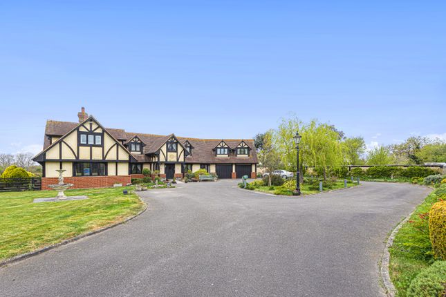 Thumbnail Detached house for sale in Springwell Lane, Harefield, Uxbridge