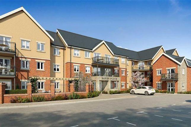 Thumbnail Flat for sale in Moormead Road, Wroughton, Swindon