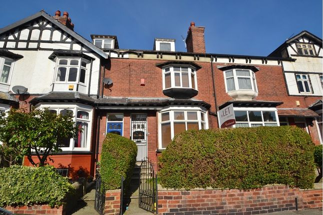 Thumbnail Terraced house to rent in Methley Drive, Chapel Allerton, Leeds