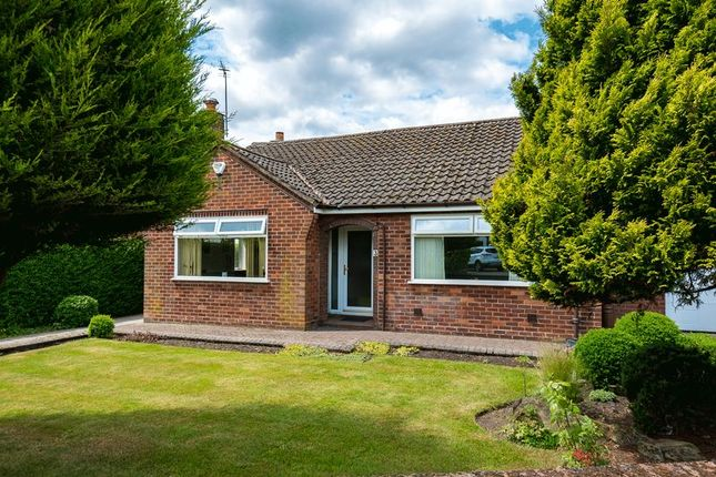 Thumbnail Detached bungalow for sale in Barrow Nook Lane, Bickerstaffe, Ormskirk