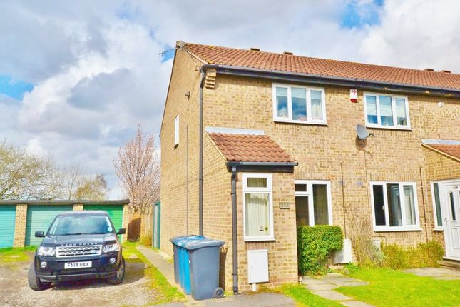 Thumbnail Semi-detached house to rent in Northwold Avenue, West Bridgford