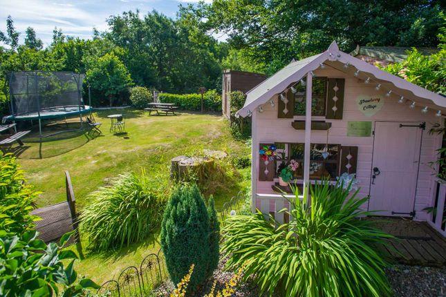 Rear Garden of Rowan Tree Dell, Totley, Sheffield S17