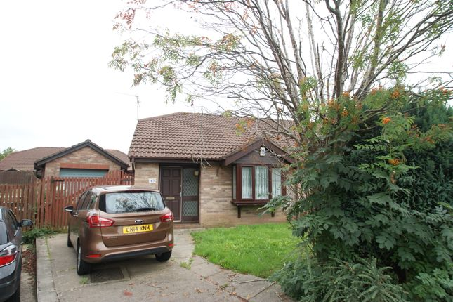 Thumbnail Detached bungalow to rent in Hornbeam Close, St. Mellons, Cardiff