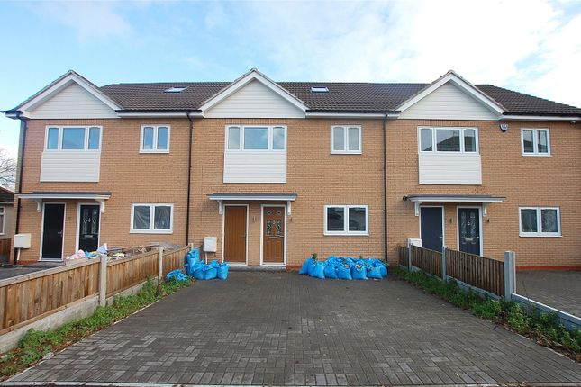 Thumbnail Terraced house for sale in Clay Hill Road, Basildon, Essex