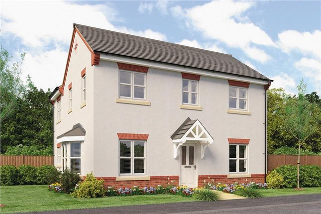 "Thumbnail Detached house for sale in ""Repton"" at Rykneld Road, Littleover, Derby"