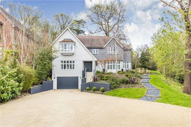 Thumbnail Detached house to rent in Coombe Park, Kingston