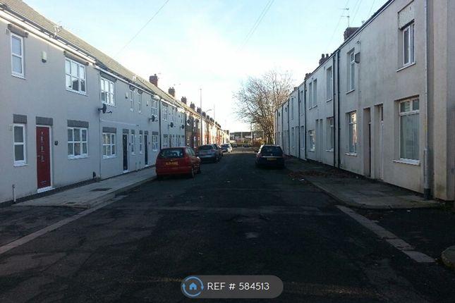 Thumbnail Terraced house to rent in Gladstone Street, Stockton-On-Tees