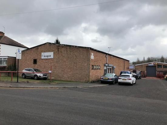 Thumbnail Commercial property to let in Burnsall Road, Coventry