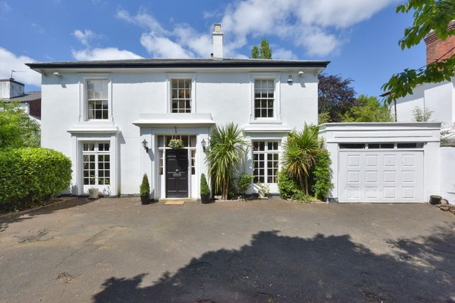 Thumbnail Detached house for sale in Wheeleys Road, Edgbaston, Birmingham
