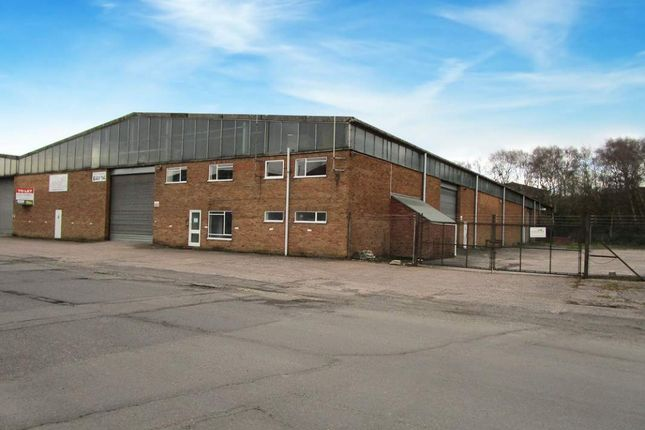 Thumbnail Industrial to let in Unit 3Acd, Hill Top Industrial Estate, West Bromwich
