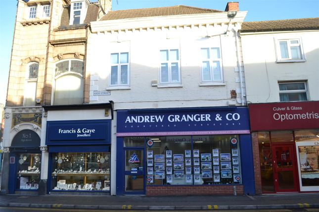 Thumbnail Office for sale in High Street, Loughborough