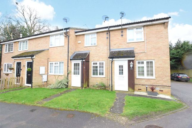 Thumbnail Terraced house to rent in Hungerford Close, Sandhurst, Berkshire