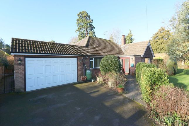 Thumbnail Detached bungalow for sale in Ten Acre Lane, Egham
