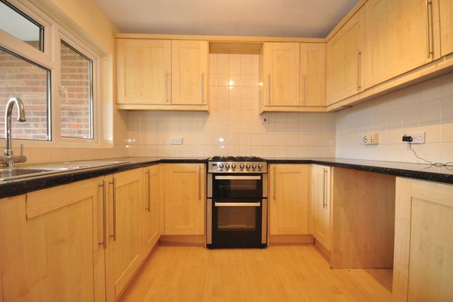 Kitchen of Silver Way, Wickford SS11