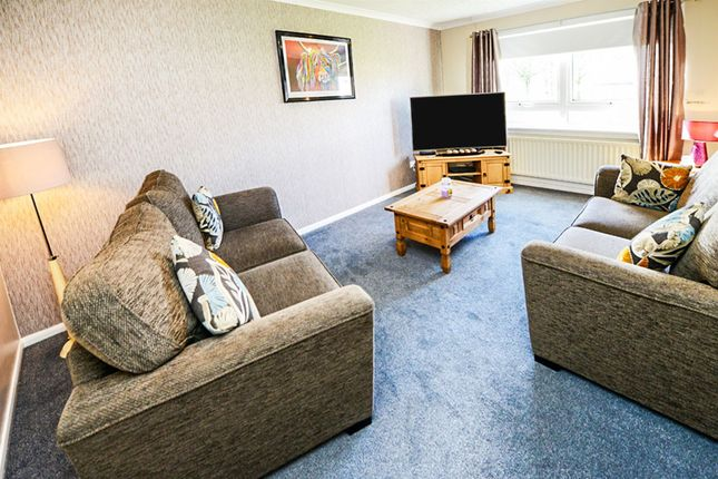 Living Room of Rannoch Avenue, Hamilton ML3