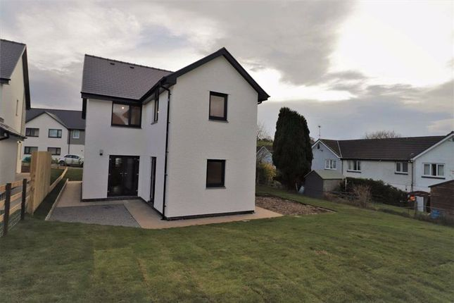 4 bed detached house for sale in Ger-Y-Cwm Development, Aberystwyth, Ceredigion SY23