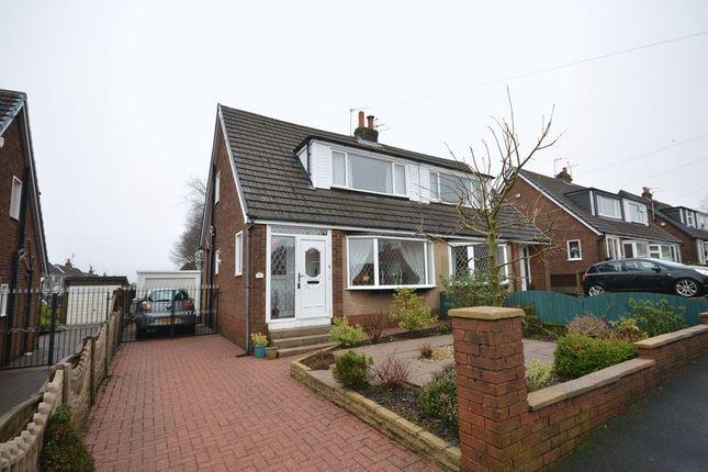 Thumbnail Semi-detached house for sale in Devonshire Road, Rishton, Blackburn