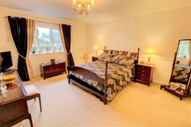 Detached bungalow for sale in Mile Road, Widdrington, Morpeth