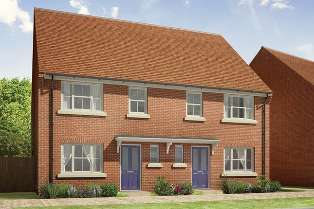 "Thumbnail Property for sale in ""The Sandling"" at Avocet Way, Ashford"