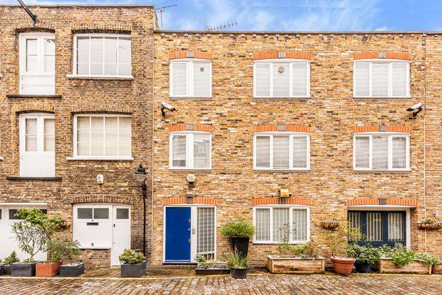 Thumbnail Office for sale in Warren Mews, London