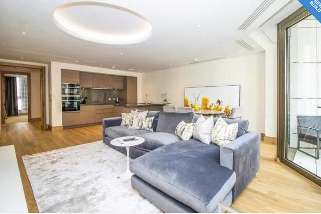 Thumbnail Flat for sale in Cleland House, Abell & Cleland, John Islip Street, Westminster, London
