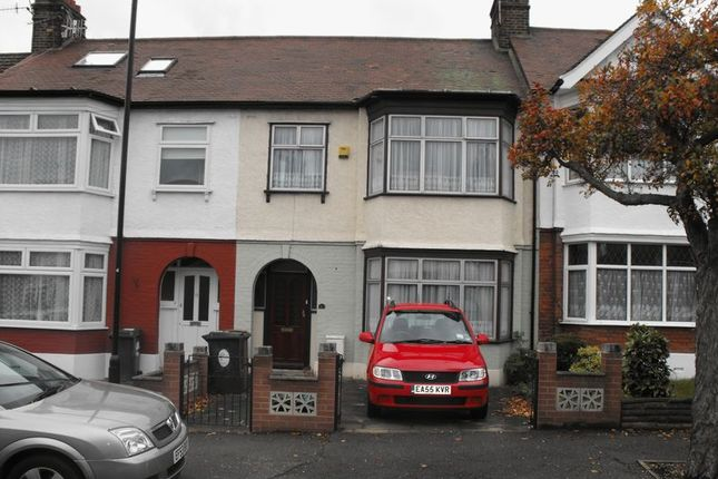 Thumbnail Terraced house to rent in Waltham Way, London