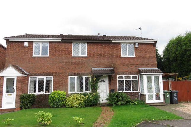 Thumbnail Terraced house for sale in Walton Heath, Bloxwich, Walsall