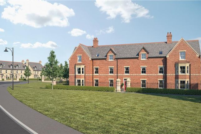 """Thumbnail Flat for sale in """"The Walnut - Ff Apartment"""" at Bowes Offices, Lambton Park, Chester Le Street"""