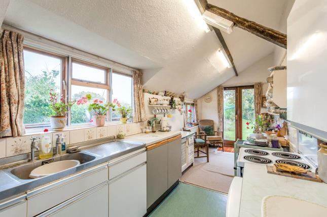 Kitchen of Edwardstone, Sudbury, Suffolk CO10
