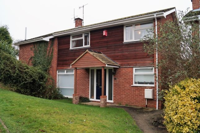 Thumbnail Detached house for sale in Brunswick Close, Worcester