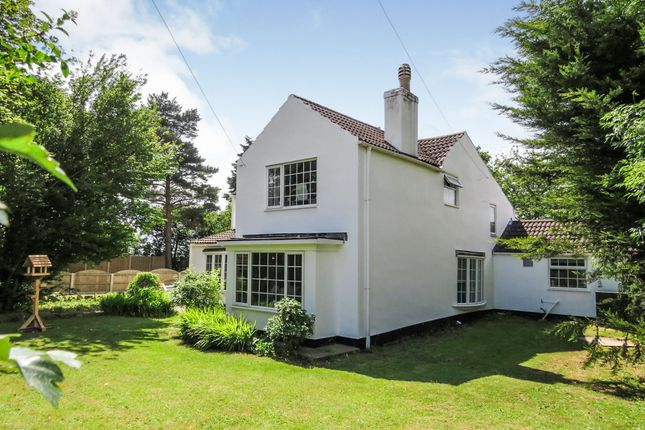 Thumbnail Detached house for sale in Main Road, Leverton, Boston