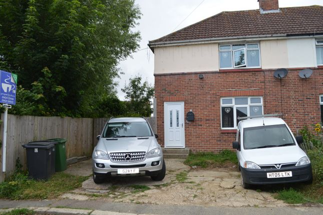 Thumbnail Semi-detached house for sale in Marline Avenue, St Leonards-On-Sea