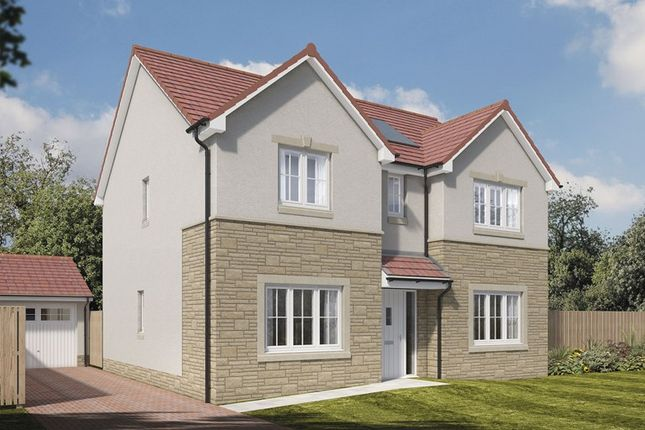 Thumbnail Detached house for sale in Main Street, Chryston
