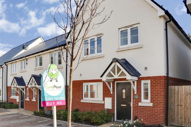 Thumbnail End terrace house for sale in Westbrook Drive, Folkestone