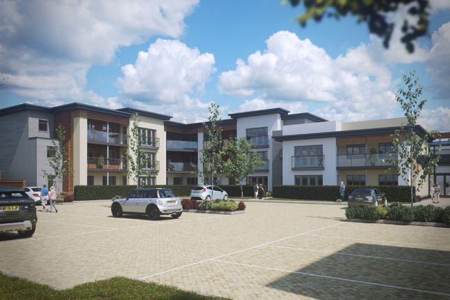Thumbnail Flat for sale in Pincombe Court, Exmouth, Devon