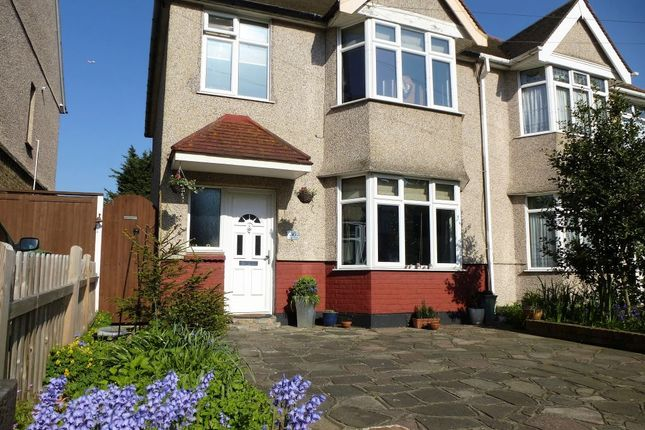 Thumbnail Semi-detached house for sale in Sandringham Road, Southend-On-Sea