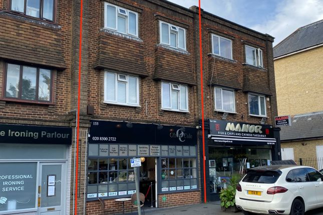 Thumbnail Retail premises for sale in Manor Road, Chigwell