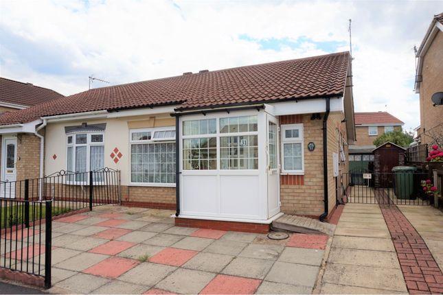 Thumbnail Semi-detached bungalow for sale in Avocet Way, Bridlington