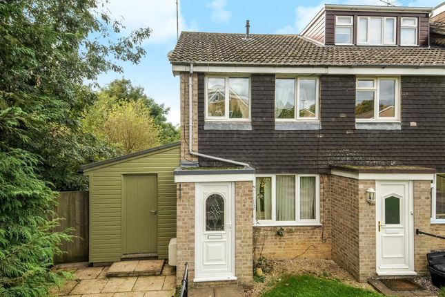 2 bed terraced house for sale in Webb Crescent, Chipping Norton