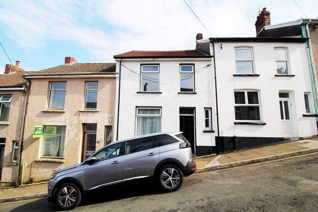 Thumbnail Terraced house for sale in Oakwood Street, Treforest, Pontypridd