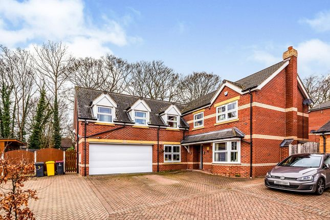 Thumbnail Detached house for sale in Rockingham Gardens, Moorgate, Rotherham