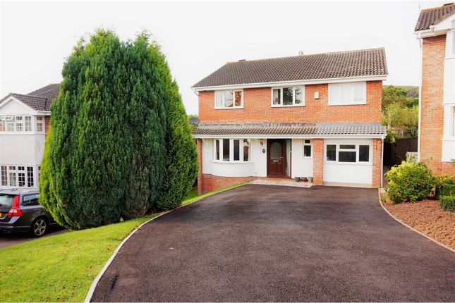 Thumbnail Detached house for sale in Osbaston, Monmouth