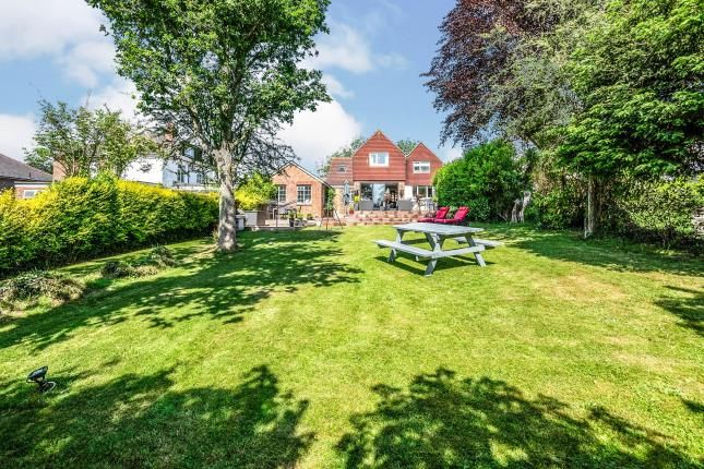 Thumbnail Detached house for sale in Cowplain, Waterlooville, Hampshire