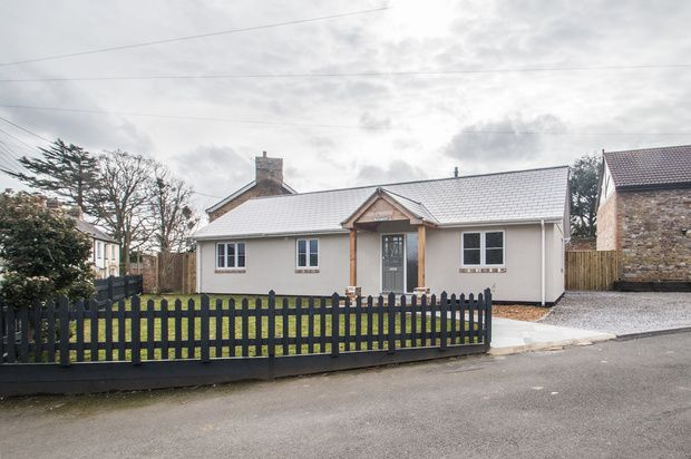 Thumbnail Detached bungalow for sale in Netherclay, Taunton