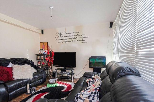 Reception Room of Warnham House, Upper Tulse Hill, London SW2
