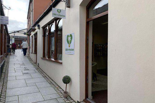 Thumbnail Retail premises to let in Unit 7 Keast Mews Fore Street, Saltash, Cornwall