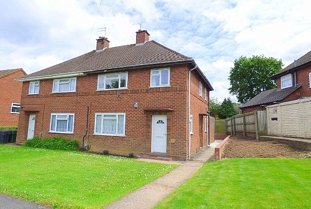 Thumbnail Maisonette to rent in Maple Road, Rubery