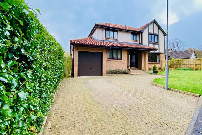 4 bed detached house for sale in Dunavon Park, Strathaven ML10