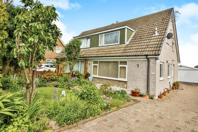 Thumbnail Bungalow for sale in Kirkstone Drive, Halifax, West Yorkshire